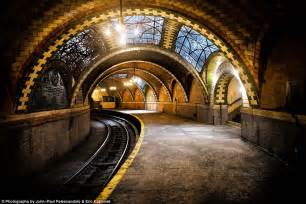 Cincinnati Row Houses - new york s ghost subway that looks like a miniature grand central station daily mail online