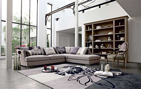 Living Room Inspiration 120 Modern Sofas By Roche Bobois Modern Living Room Sofa