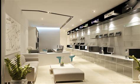 Interior lighting stores, retail boutique interior design