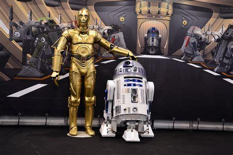 film robot bianco the legacy influence of star wars art design illgaming