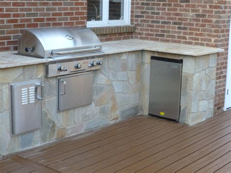 Travertine Tile Outdoor Kitchen by 43 Best Outdoor Kitchen Images On Decks