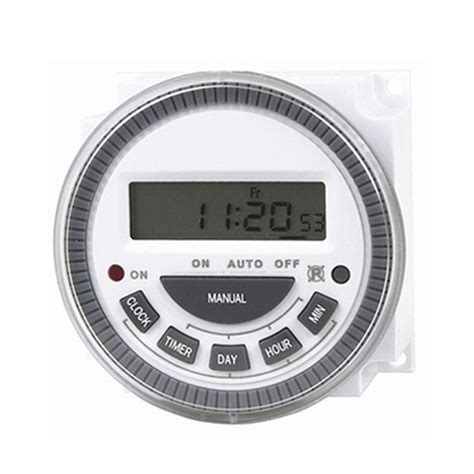 Timer Digital Brendensthul 1 Lobang Germany time switches digital timers dc12v programmable digital timer module yueqing xinyang