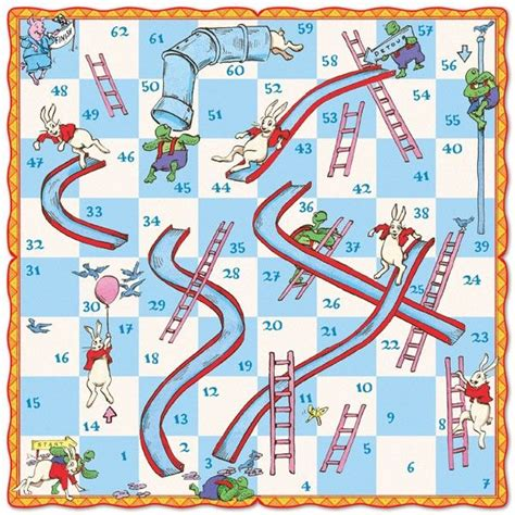 chutes and ladders board template chutes and ladders board