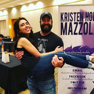 Events Kristen Hope Mazzola Contemporary New Adult