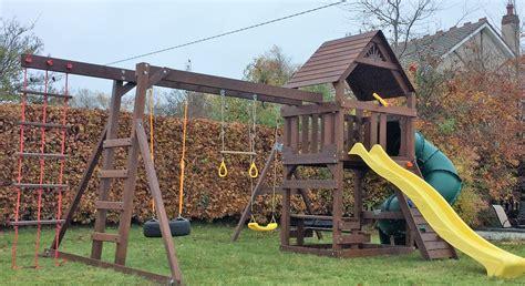 swing and slide monkey bars climbing frame spiral tube slide monkey bars nest swing