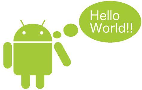 hello world about me androider doodler developer