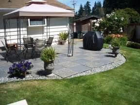 inexpensive patio floor ideas inexpensive patio ideas designed by green backyard with