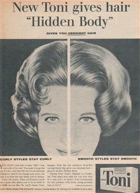 1950s perms perm hair home perm and perms on pinterest