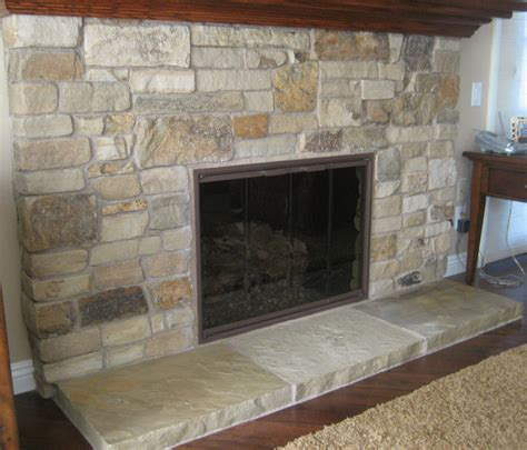 warm and cozy stone fireplace surrounds install stone