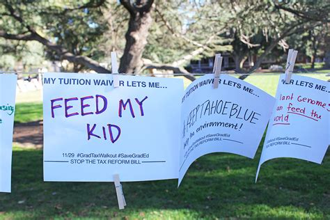 Uc Davis Mba Tuition by How Tax Reform Could Price Students Out Of Graduate School