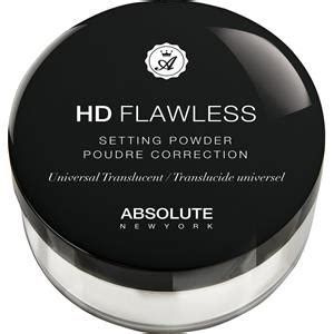 Make Up Absolute New York teint hd flawless setting powder absolute new york