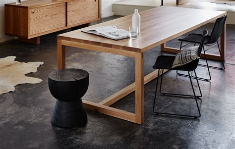 Wooden Dining Tables Sydney Tuckey Australian Made Timber Furniture
