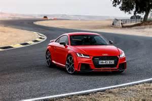 Review Audi Tt Rs 2017 Audi Tt Rs Drive Review Motor Trend