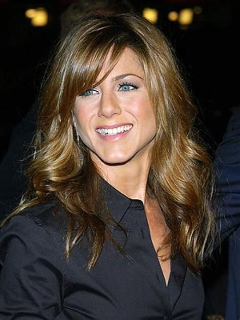 jennifer aniston hairstyles bangs blogspot medium hairstyles for women over 40 with bangs