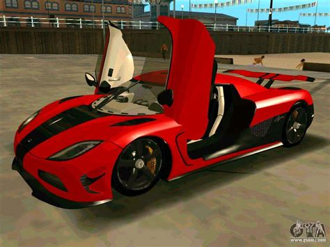 koenigsegg car from need for speed koenigsegg agera r nfs for gta san andreas
