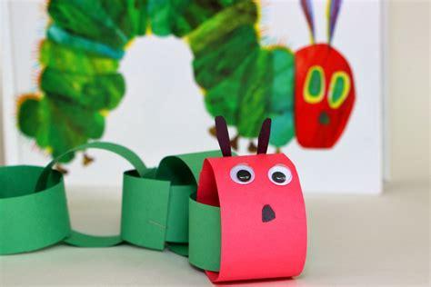 caterpillar crafts for diy caterpillar craft for