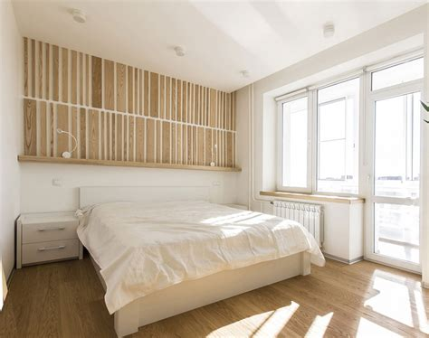warm white bedroom small loft apartment turned into a trendy home space