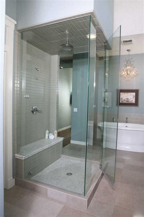 Glass Shower Enclosure by Glass Shower Enclosure Is Best For Your Bathroom Bath Decors
