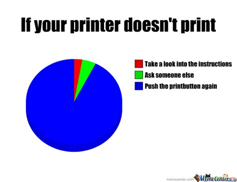 Printer Meme - printer by tobias bey meme center