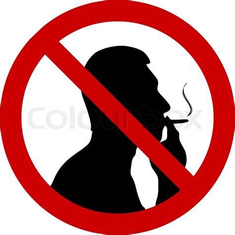 no smoking sign vector ai vector illustration of quot no smoking quot sign stock vector