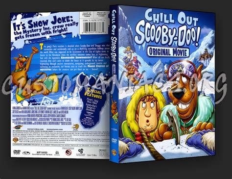 Cover Front Scoopy Original Ahm pictures chill out scooby doo