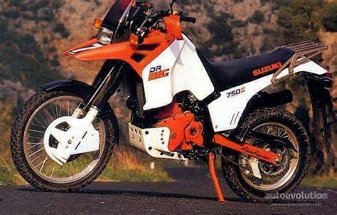 Dr 750 Suzuki Suzuki Dr 750 S Big 1988 1989 1990 Autoevolution