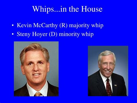 minority whip of the house ppt chapter 12 powerpoint presentation id 6689833