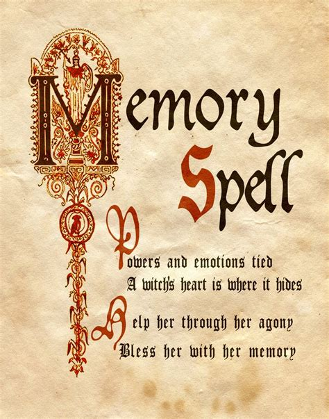 The Sorcery Spell Book printable book of shadows pages 2012 2013