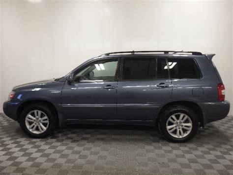 2007 toyota highlander hybrid 2007 toyota highlander hybrid for sale in chicago