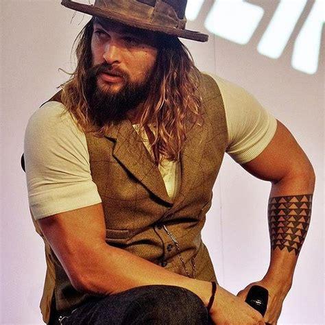 jason momoa tattoo best 25 beard ideas on bearded