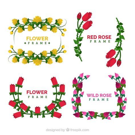 cornici fiori variet 224 di cornici con fiori fantastici scaricare