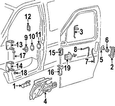 factory gmc parts sell gmc 25989399 genuine oem factory original handle