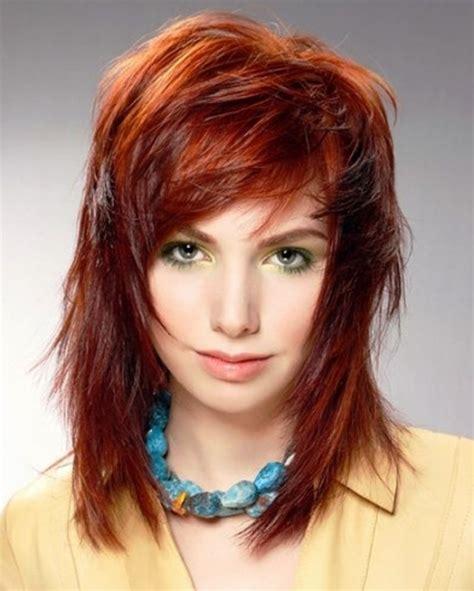 How To Cut My Hair Choppy Mid Length | how to cut a medium length layered choppy bob haircut like
