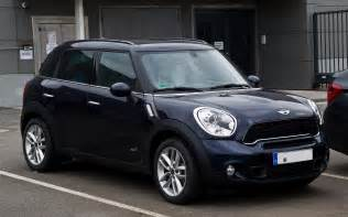 Mini Cooper S All4 Countryman File Mini Cooper S All4 Countryman R60 Frontansicht