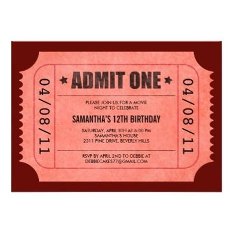 admit one ticket template admit one ticket template 6118 jpg 400 215 400