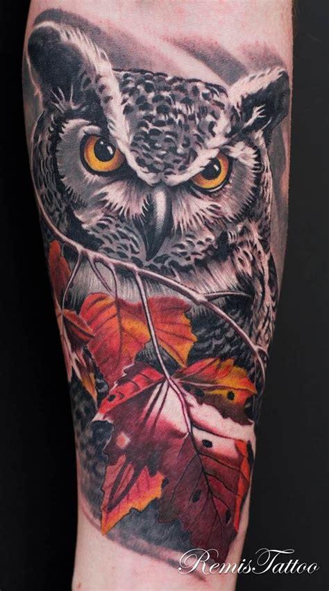 tattoo eagle owl 60 best owl tattoo images on pinterest owls barn owls