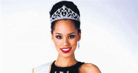 black japanese black japanese miss universe japan sparks debate daily sabah
