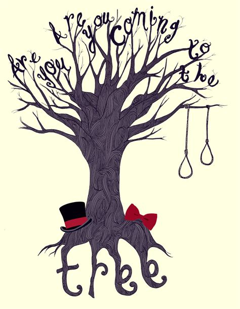 hanging tree the hanging tree by nellmeowmeow on deviantart