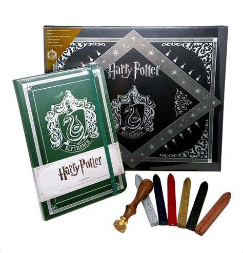 outlander deluxe stationery set books 잉크앤페더 harry potter 해리포터 stationery set slytherin deluxe