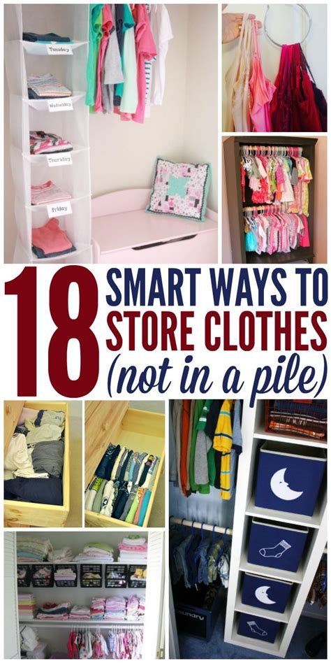best 25 clothes storage ideas on clothing