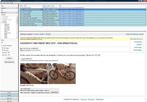craigslist com download craigslist viewer lisosoft