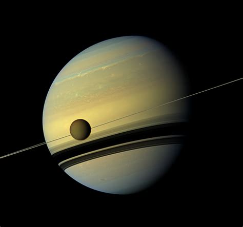 what color is the planet saturn nasa experiments recreate aromatic flavors of titan nasa