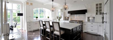 white classic style kitchen ateliers jacob calgary