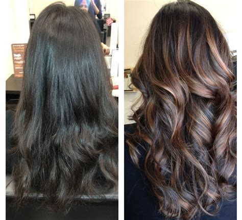 balayage color 60 balayage hair color ideas with brown caramel and