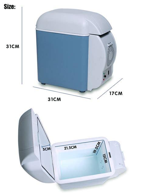 mini car fridge 12v 7 5l 12v portable mini car fridge warmer