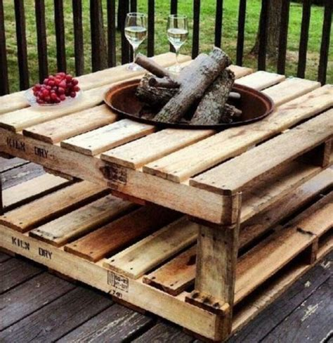 diy pit table cover pit ideas diy outdoor living that won t the bank pallet pit pit table