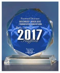 best of stafford forward science receives 2017 best of stafford award