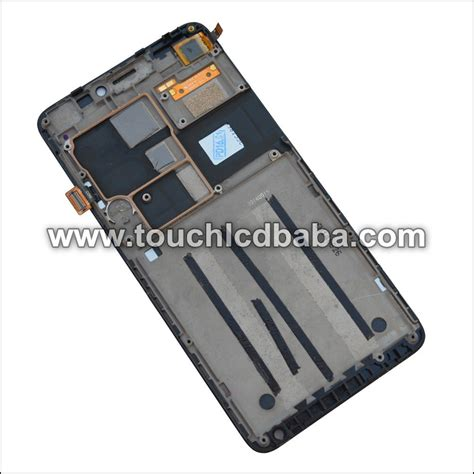 Lcd Set Frame Lenovo S 930 lenovo s850 display and touch screen glass combo with frame touch lcd baba