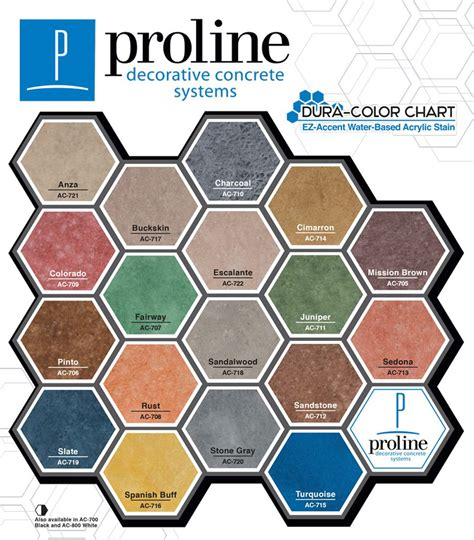 accent color proline water based acrylic stain ez accent one gallon and