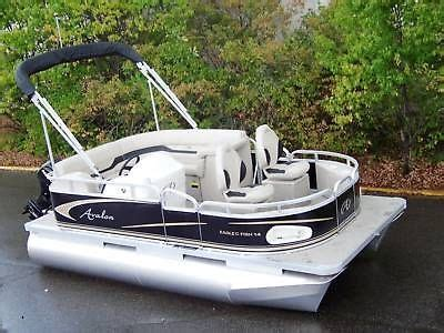 pontoon boats that expand new 14 ft tahoe avalon pontoon boat with motor pontoon